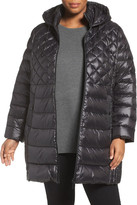 Halogen Walker Down Jacket (Plus Size)