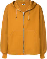 H Beauty&Youth boxy zip front hoodie
