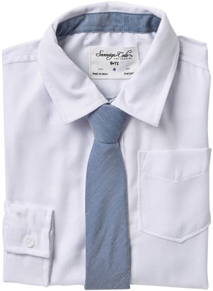 Sovereign Code Shirt & Tie - 2-Piece Set (Toddler & Little Boys)
