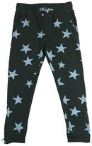 Stella McCartney Star Print Organic Cotton Sweatpants
