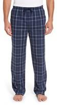 Majestic International Men's Guiness Plaid Lounge Pants