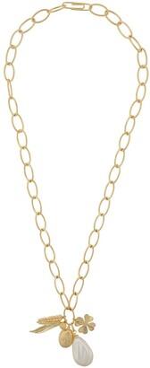 Aurélie Bidermann Grigri necklace