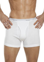 Jockey Mens Classic Boxer Brief 3 Pack Underwear Boxer Briefs 100% cotton