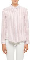 Rails Sydney Linen Stripe Shirt