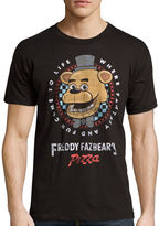 Novelty T-Shirts 5 Nights At Freddy's Short-Sleeve Graphic Tee