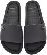 Vivienne Westwood X Melissa Slide Flip Flops Navy