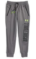 Under Armour Boy's Iso Jogger Basketball Pants