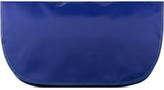 Haerfest Blue Nylon Cross Body Messenger Bag