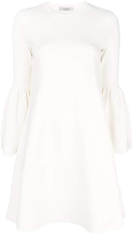 Valentino flared dress