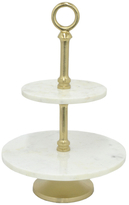 Three Hands 2-Tier Cake Stand