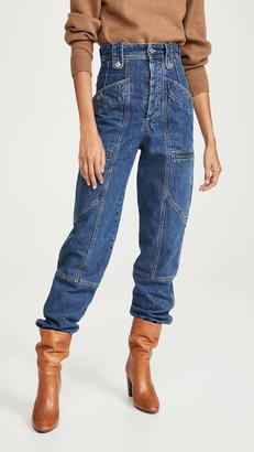 Etoile Isabel Marant Neko Jeans