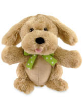 Cuddle-Barn Musical Stuffed Puppy