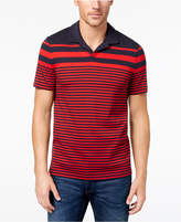 Michael Kors Men's Engineered Striped Polo Shirt
