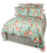 Mackenzie Childs MacKenzie-Childs Queen Chelsea Garden Duvet Cover