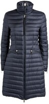 Moncler Sable Long Quilted Jacket