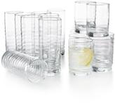 Libbey Pueblo 16 Piece Glassware Set