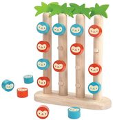 Plan Toys Monkeys In A Row Game