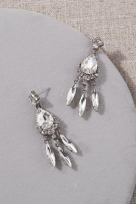 Sorrelli Gable Earrings By in Silver Size ALL