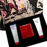 Mariella Burani MB Three Piece Gift Set 3.4oz Parfum De Toilette Spray + 5.1oz Perfumed Body Lotion + 5.1oz Perfumed Shower Gel