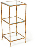 One Kings Lane Kenmore Side Table - Gold