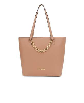Love Moschino Accessories Chain Detail Shopper Bag Colour: CAMEL, Size