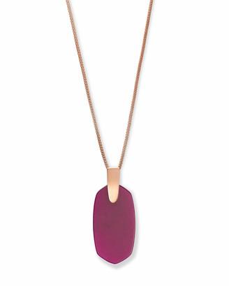 Kendra ScottKendra Scott Inez Long Pendant Necklace in Rose Gold