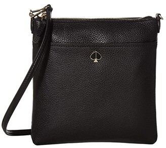 Kate Spade Polly Small Swing Pack (Black) Bags