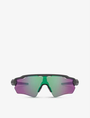 Oakley OO9208-44 Radar& EV Path&reg O MatterTM rectangular-framed sunglasses