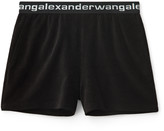 Alexander Wang STRETCH CORDUROY SHORTS