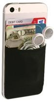 Credit Card Wallet TV Dir Black SOLID