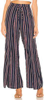 superdown Morgan Tie Front Pants
