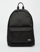 Lacoste Logo Backpack