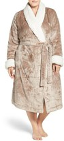 Nordstrom Frosted Plush Robe (Plus Size)