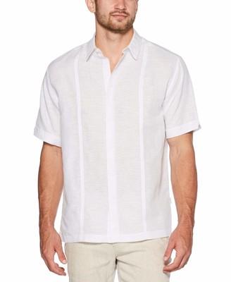 Cubavera Narrow Panel Shirt