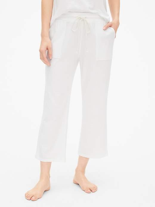 Gap Crop Lounge Pants