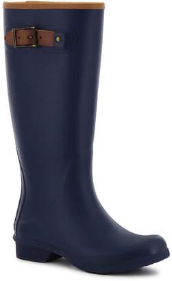 Chooka FASHION Fashion Womens City Solid Rain Boots Waterproof