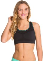 Body Glove Breathe Coco Loco Medium Support Sports Bra 8126618