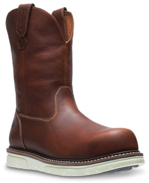 Wolverine I-90 DuraShocks Wellington Work Boot