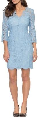 Alannah Hill The Little Lace Dress Pale