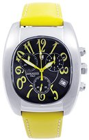 Lancaster Men's Quartz Watch 0289SGG with Leather Strap