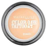 Maybelline Color Tattoo 24Hr Eyeshadow Creamy Matte 93 (Pack of 6)