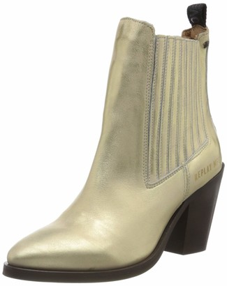 Replay Women's Top-Thurne Cowboy Boots