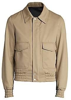 Ami Paris Men's Blouson Zipper Jacket