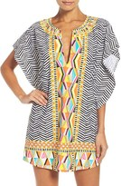 Trina Turk Women's Brasilia Cover-Up Tunic