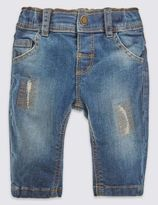 Marks and Spencer Pure Cotton Fashion Jean
