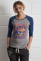 Tailgate Kansas Jayhawks Raglan