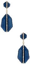 Amrita Singh Art Deco Statement Earrings