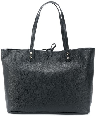 Etro Calf Leather Tote Bag