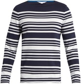 Orlebar Brown Byrne long-sleeved striped cotton T-shirt