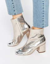 Asos REMUS Leather Ankle Boots